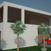 RES_A: Design for a prefab villa.
